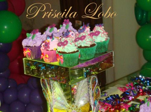 Cup Cake Carnaval.
